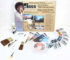 bob ross paint sets painter bob ross joy of painting pbs series