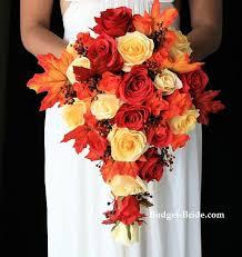 fall flowers for wedding chic fall wedding flower ideas 1000 ideas about fall wedding