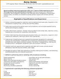 cv format for veterinary doctor veterinary technician resume vet tech resume sles veterinarian