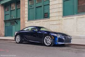 lexus wrapped 2017 car of the year runner up the epic lexus lc 500 and lc 500h