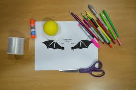 lacrosse diy halloween bat wings lulalax