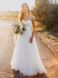 a line wedding dresses exquisite sweetheart floor length a line white wedding dress with