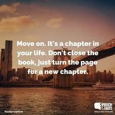 englische sprüche leben mit übersetzung on it s a chapter in your don t the book just turn