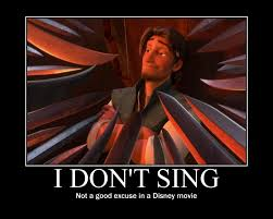 Tangled Meme - sing motivational by saxybandgeek on deviantart