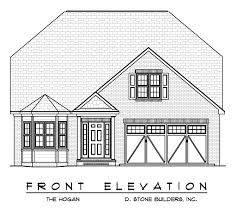 Hogan Homes Floor Plans Southern Gates Greensboro Maintenance Free Townhomes