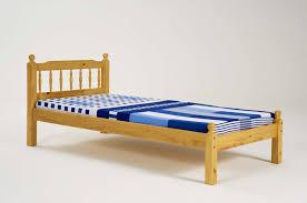 Single Wood Bed Frame Pine Frames