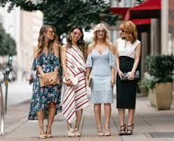 chic at every age what to wear to a summer wedding