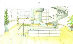 comment dessiner un canapé en perspective chambre en perspective dessin 100 images projet pour