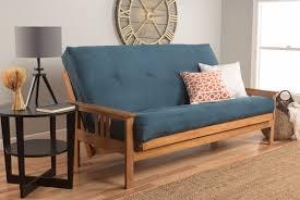 Mission Style Futon Couch Red Barrel Studio Leavittsburg Futon And Mattress U0026 Reviews Wayfair