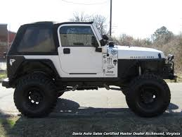 jeep wrangler 2 door hardtop lifted 2004 jeep wrangler rubicon lifted 4x4 off road trail 2 door