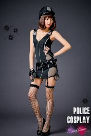 Police Woman Halloween Costume Osharevo Rakuten Global Market Halloween Cosplay Costume Police