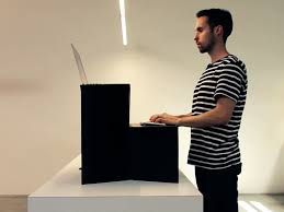 Industrial Standing Desk by Hootsuite Ceo Selling 25 Standing Desk Business Insider