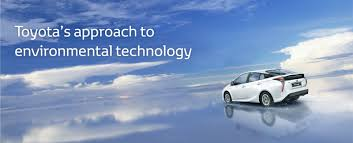 toyota financial website toyota global site toyota u0027s approach to environmental technology