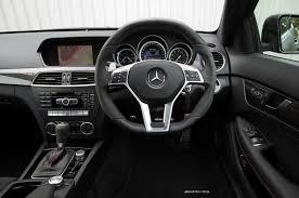 C63 Coupe Interior Mercedes Amg C 63 Coupe Black Series 2012 2013 Interior Autocar