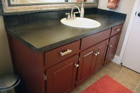 cabinet protective top coat bathroom remodeling for the do it yourselfer extreme how to