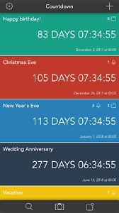 thanksgiving countdown clock countdown u2013 thomas tsopanakis apps