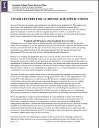 Cover Letter Academic Letter Academic Position Purdue Owl Letters within Academic Cover Letter