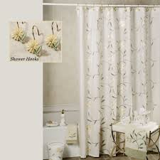 Touch Of Class Shower Curtains Croscill Mosaic Embroidered Shower Curtain Shower Curtains Ideas