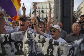 catalonia separatism revives spanish nationalism the new york times