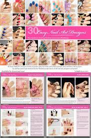 30 easy nail art designs u0026 nail tutorials e book by sonailicious