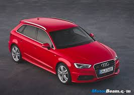 audi hatchback cars in india audi could launch a3 sportback in india