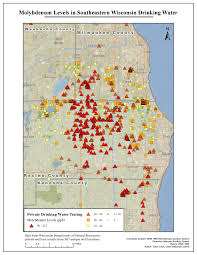 Wisconsin Counties Map by Hundreds Of Wells Polluted And Unusable In Southeast Wisconsin