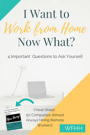 Interior Design Work From Home Jobs by Want To Work From Home Ask Yourself These Questions First Home