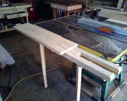 Best Portable Table Saws by Diy Table Saw Fence System Best Table Saw Fence 2015 Homemade