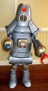 Robot Halloween Costume Coolest Diy Robot Halloween Costume Diy Robot Robot Costumes