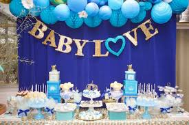 baby shower theme for boy breathtaking baby shower decorations pictures for a boy 64 in baby