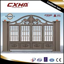 house main gate designs with aluminum materials buy house main