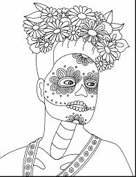 awesome coloring page realistic person with people coloring pages