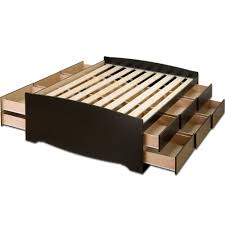storage bed home decoration trans
