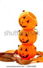 happy halloween 3d layered abstract paper stock vector 730241332