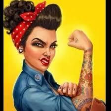 Rosie The Riveter Meme - 21 best memes images on pinterest riot grrrl creativity and