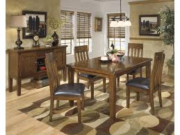 Butterfly Leaf Dining Room Table by Signature Design By Ashley Ralene Casual Rectangular Butterfly