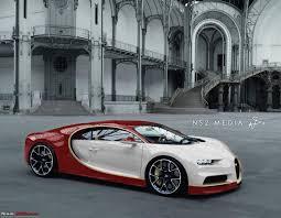 gold bugatti bugatti chiron successor to the veyron page 4 team bhp