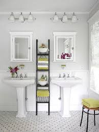 Unique Bathroom Storage Ideas Delightful Home Design Eas Photos Inside Likable Traditional Cool