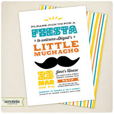 mexican baby shower invitations 11506