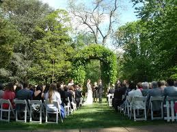 arlington wedding ceremony hendry house summer picnic style blue