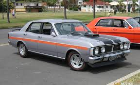 ford falcon fpv pursuit seen one of these on here before