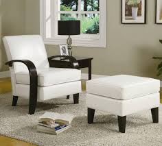 Living Room Ottoman by Living Room Comfy Living Room Chairs With Ottoman For Happy Family