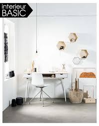 bureau om karwei interieur basics strak wit bureau met basic opslagruimte