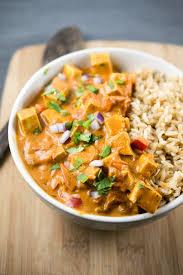 comment cuisiner le tofu tofu tikka masala recipe dairy free vegan cooker option