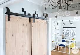 my new barn doors inspired by charm
