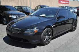 2007 bmw for sale used 2007 bmw 6 series for sale in mountain view ca edmunds