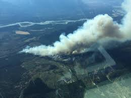 Wildfire Alerts Bc by Evacuation Alert Issued For 51 Properties Near Island Pond Fire