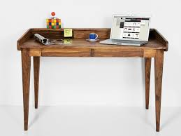 wood metal desk wooden writing desk with metal legs desk design the most