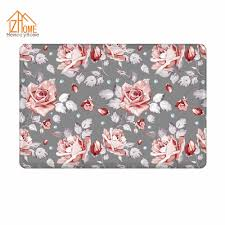 Machine Washable Bathroom Rugs by Online Get Cheap Rose Machine Washable Rugs Aliexpress Com