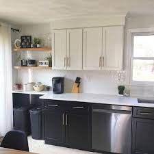 what color to paint two tone kitchen cabinets 9 inspiring two tone kitchen cabinet ideas woodworker access